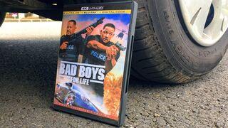BAD BOYS FOR LIFE Movie HD 2020 vs CAR | Crushing Crunchy & Soft Things by Car!