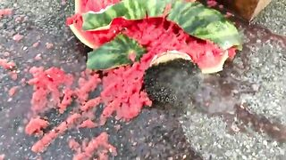 Experiment Car vs Wall Slime   Crushing Crunchy & Soft Things by Car