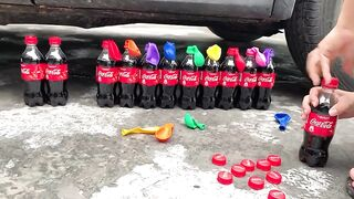Top 25 Crushing Crunchy & Soft Things by Car! Experiment Car vs Watermelon & Wooden Crayons