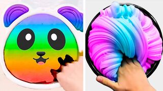 Relaxing Slime Compilation ASMR | Oddly Satisfying Video #188