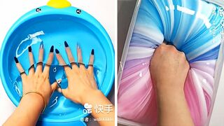 Relaxing Slime Compilation ASMR | Oddly Satisfying Video #2