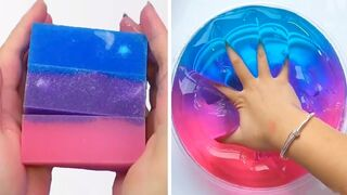 Satisfying Slime Compilation ASMR | Relaxing Slime Videos #117