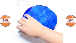 Satisfying Slime ASMR   Relaxing Slime Videos # 1510