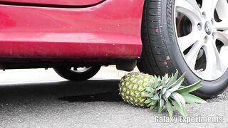 Crushing Crunchy & Soft Things by Car! - Watermelon vs Car