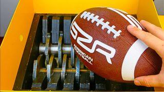 Shredding Football and Other Stuff | Gojzer