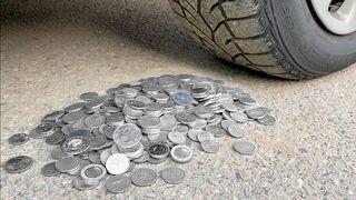 EXPERIMENT: CAR VS COINS 2