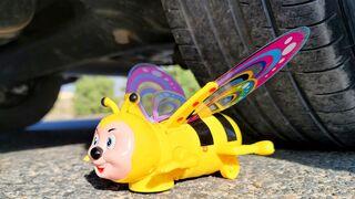 Experiment: Car vs Toy Bee
