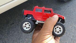Experiment: Car vs Toy Jeep