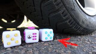 EXPERIMENT: CAR VS Fidget Cube