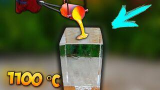 EXPERIMENT LAVA vs GIANT ICE