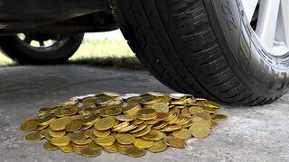 EXPERIMENT: CAR VS COINS