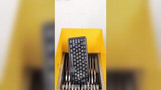 Shredding Keyboard #Shorts