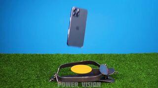 Experiment: iPhone VS Trap