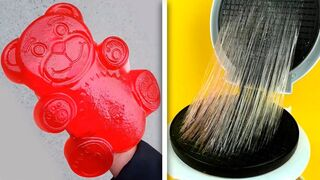 10 Crazy Experiments with Gummy Bears
