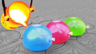 10 Crazy Experiments with Balloons!