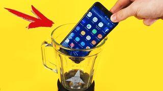 Experiment: Blender Vs Smartphone