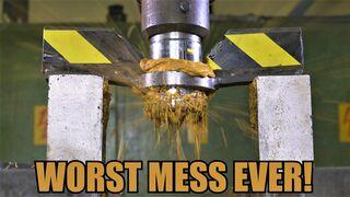 Satisfying Spaghetti Tool VOL 2 | Hydraulic Press Madness
