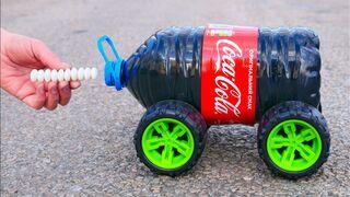 XXL Coca-Cola Rocket with Mentos