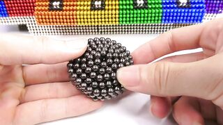 DIY - How To Make Chinook Helicopter From Magnetic Balls (Satisfying) | Magnet Creative